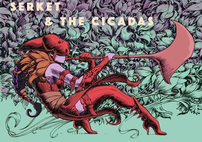 serket and The Cicadas
